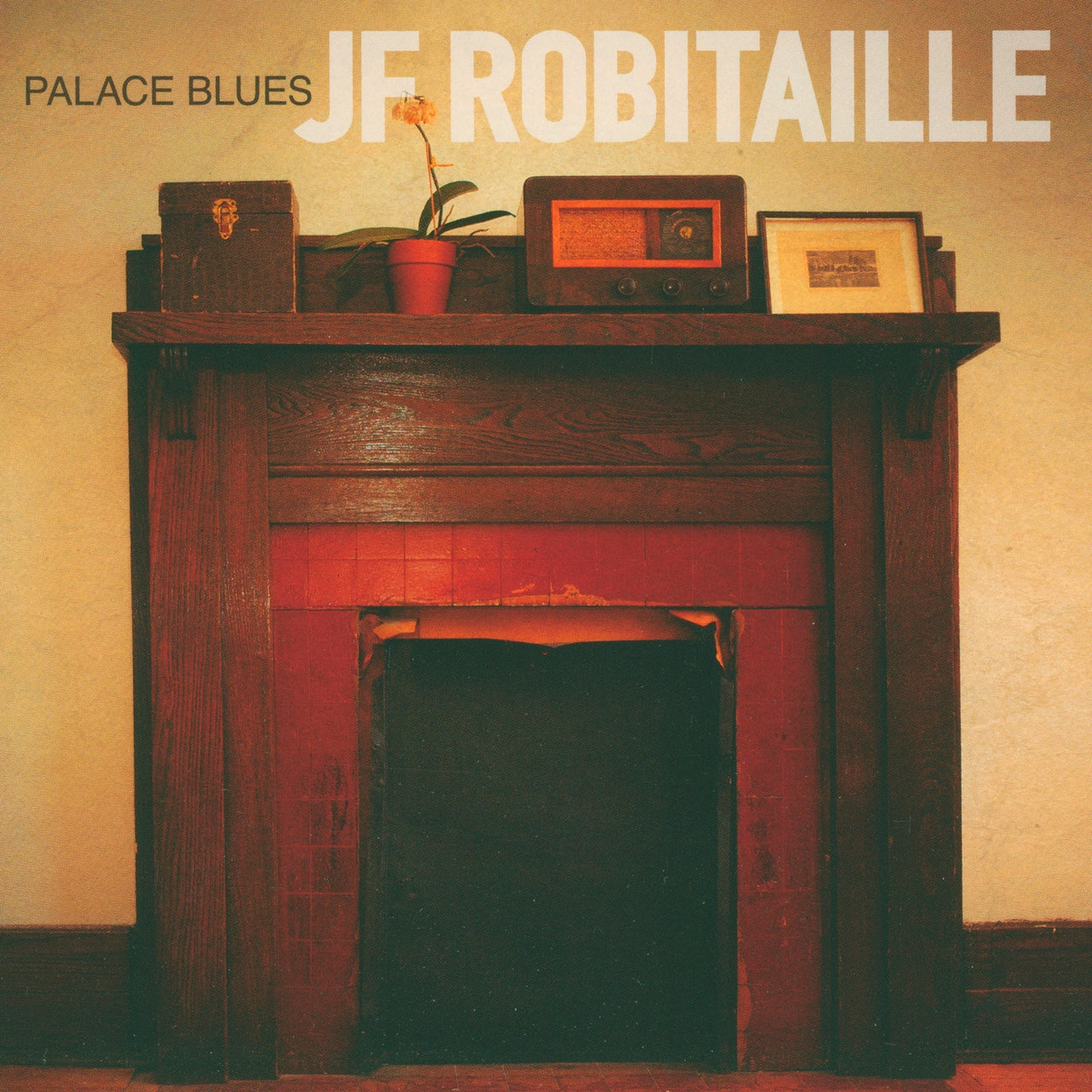 Robitaille, JF : Palace Blues  CD