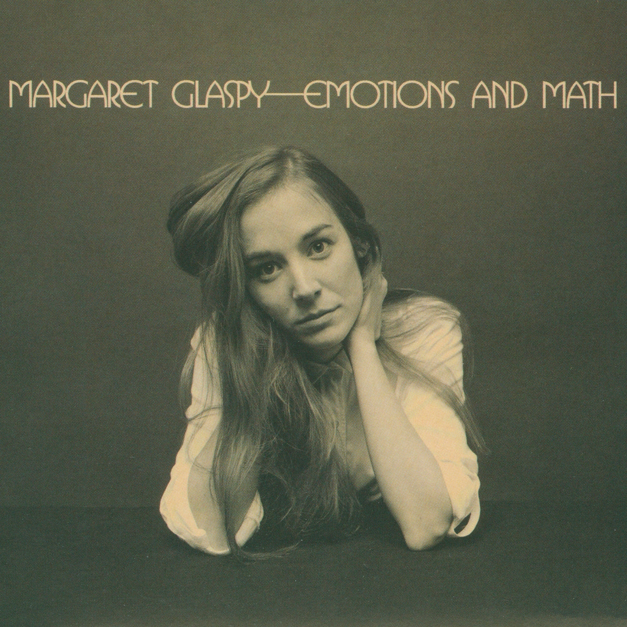 Glaspy, Margaret : Emotions And Math  CD