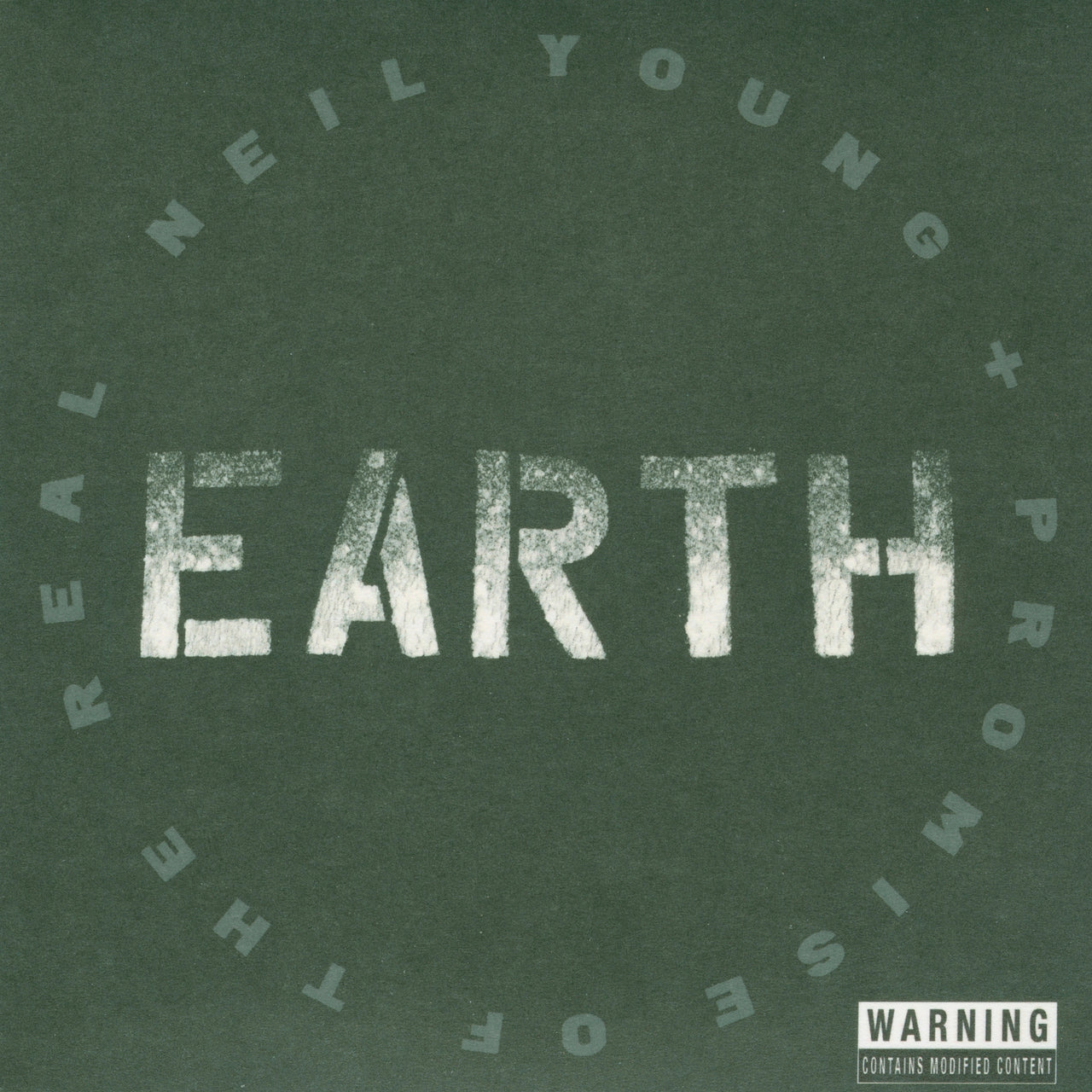 Young, Neil : Earth  CD