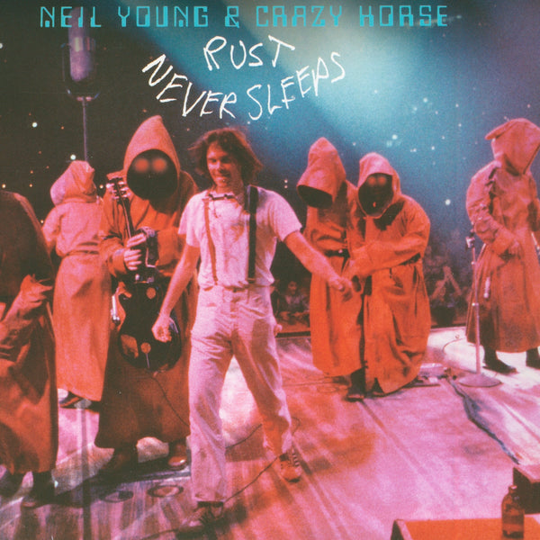 Young, Neil : Rust Never Sleeps  DVD