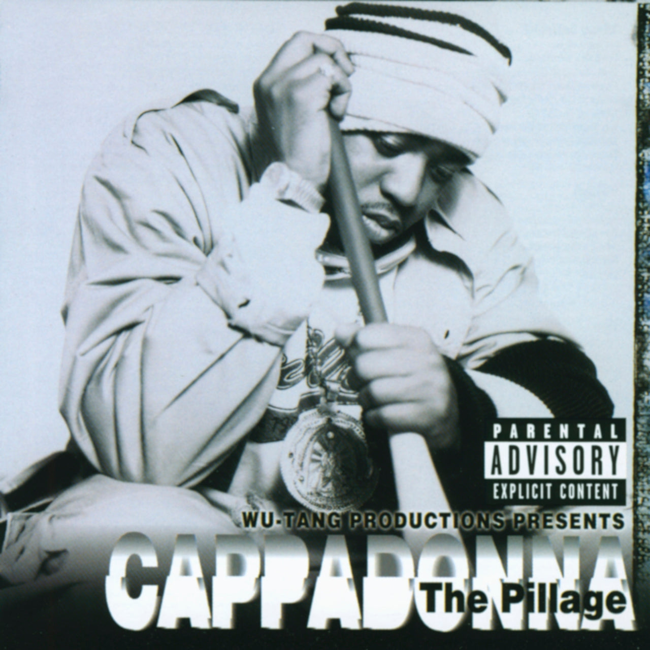 Cappadonna : The Pillage  CD