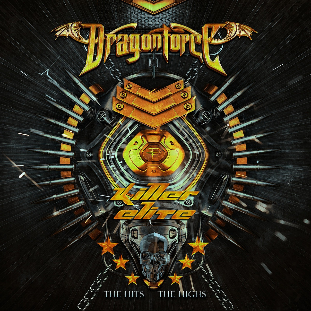 DragonForce : Killer Elite - The Hits, The Highs,