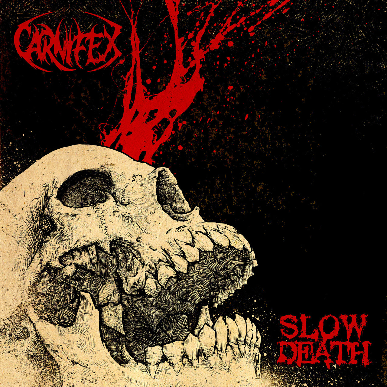 Carnifex : Slow Death  CD