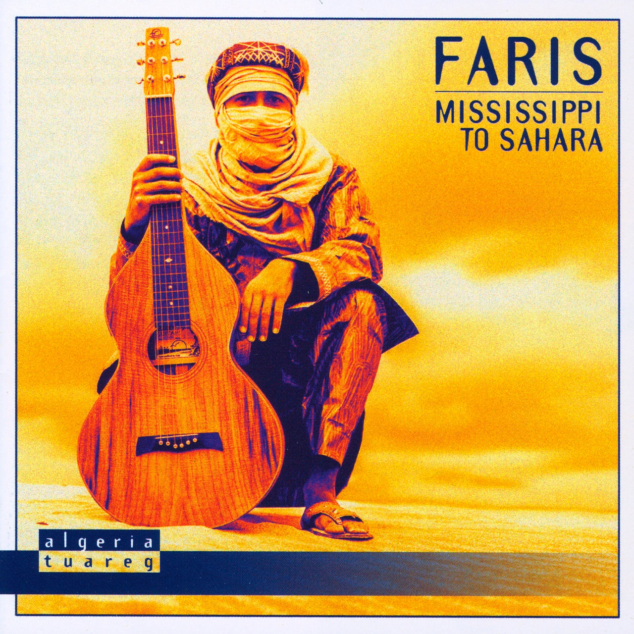 Faris : Mississippi To Sahara  CD