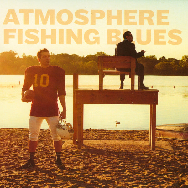 Atmosphere : Fishing Blues  CD