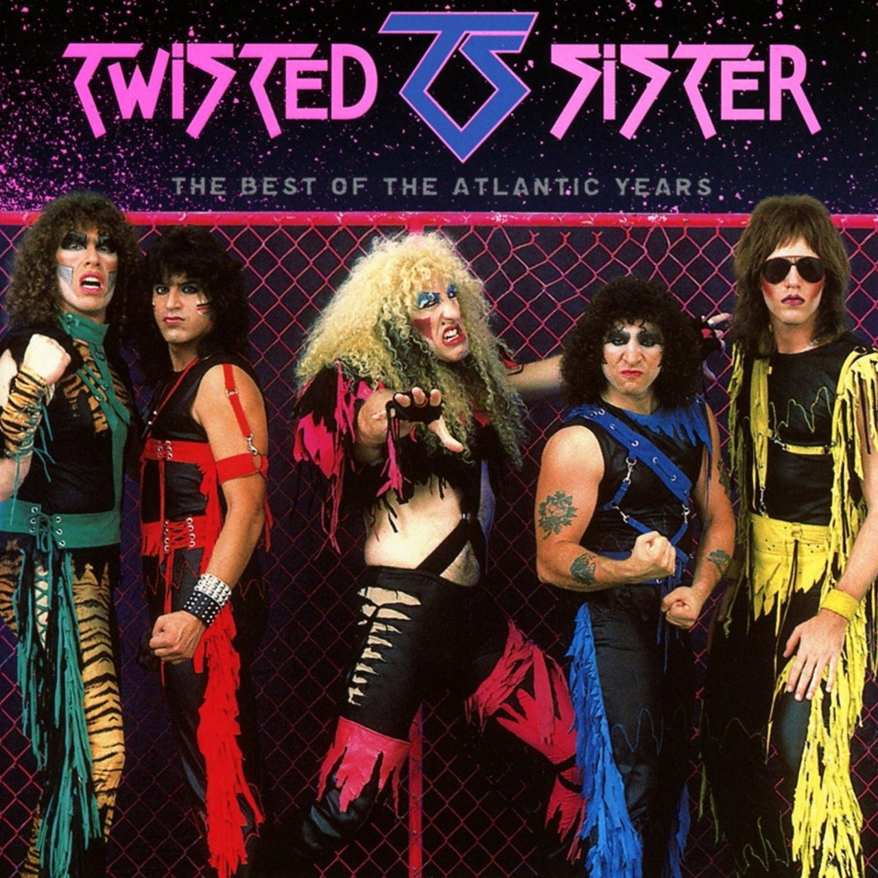 Twisted Sister : The Best Of The Atlantic Years  C