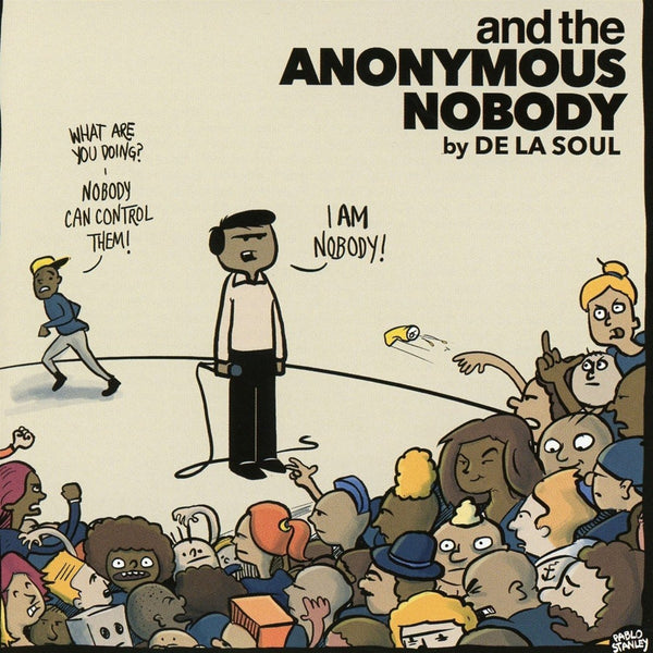 De La Soul : And The Anonymous Nobody  CD