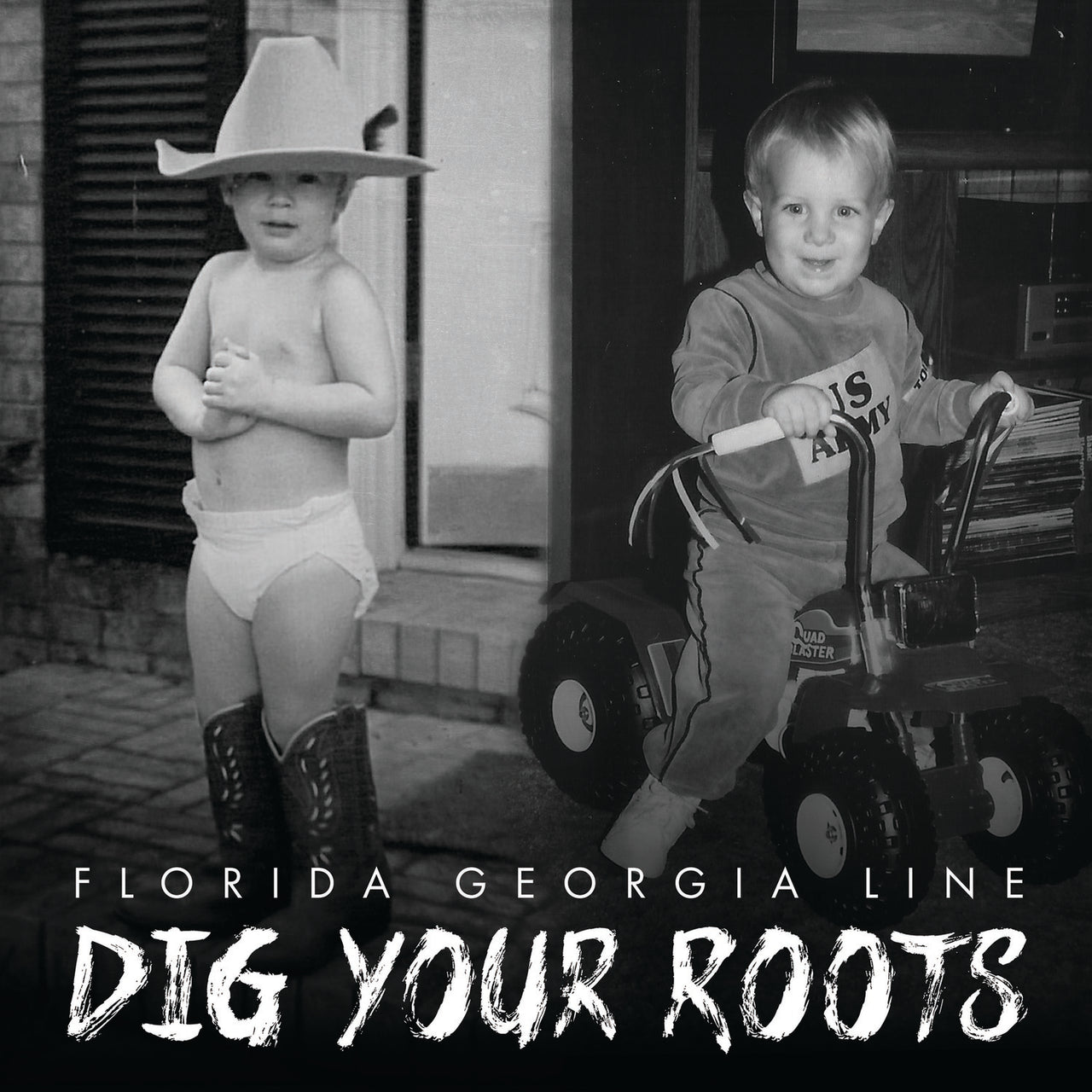 Florida Georgia Line : Dig Your Roots  CD