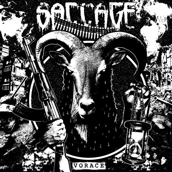 Saccage : Vorace  CD