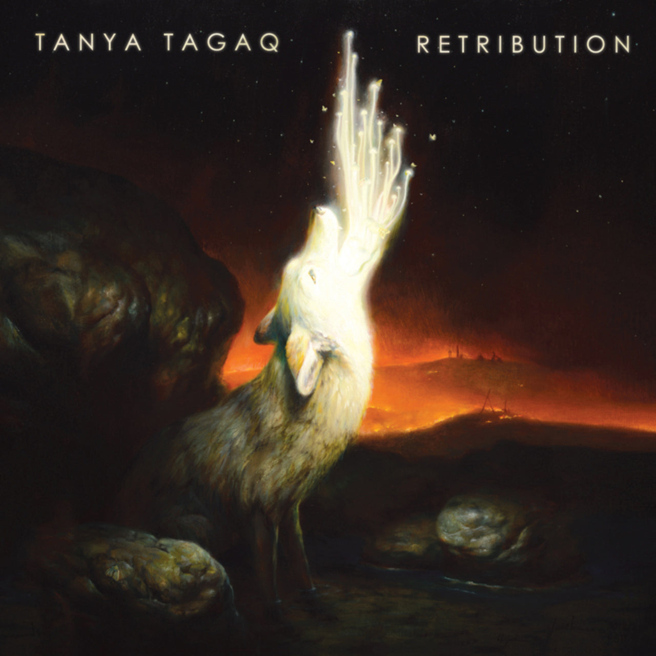 Tagaq, Tanya : Retribution  CD