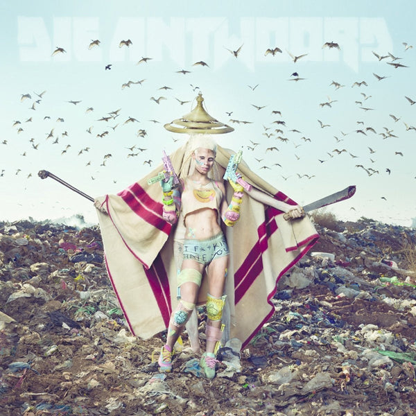 Die Antwoord : Mount Ninji And Da Nice Time Kid  C