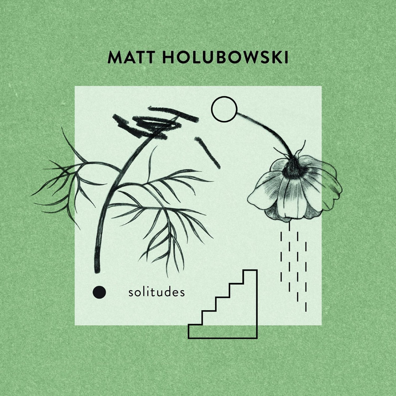 Holubowski, Matt : Solitudes  CD