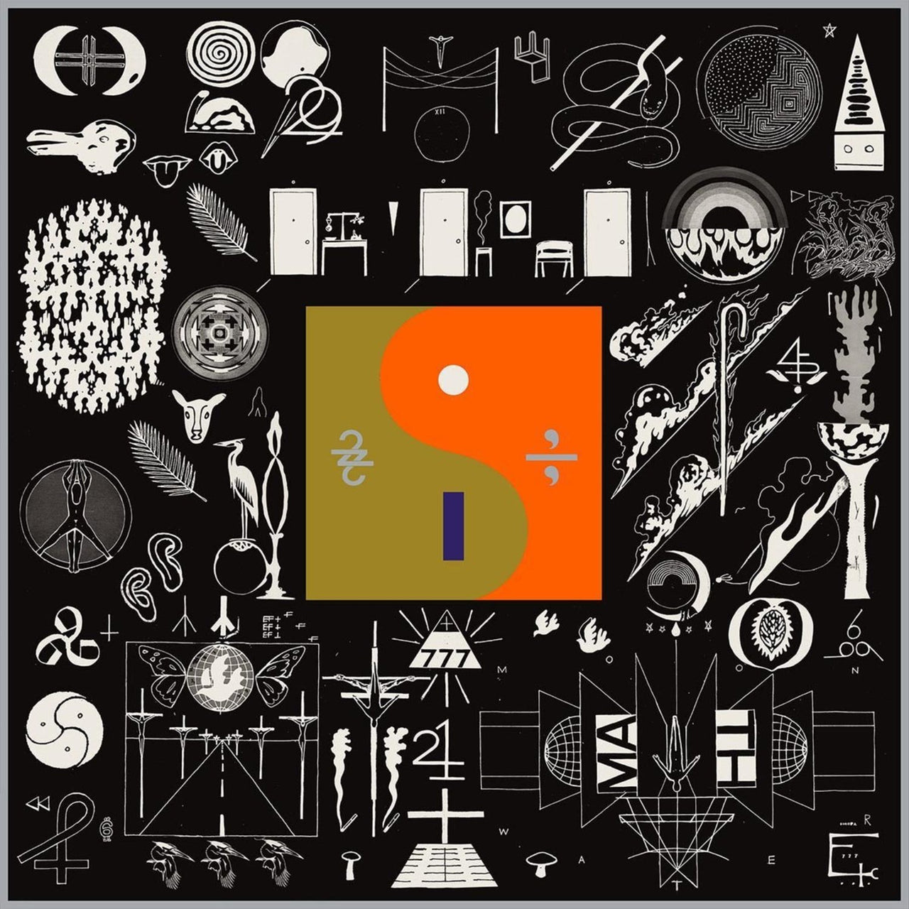 Bon Iver : 22, A Million  LP