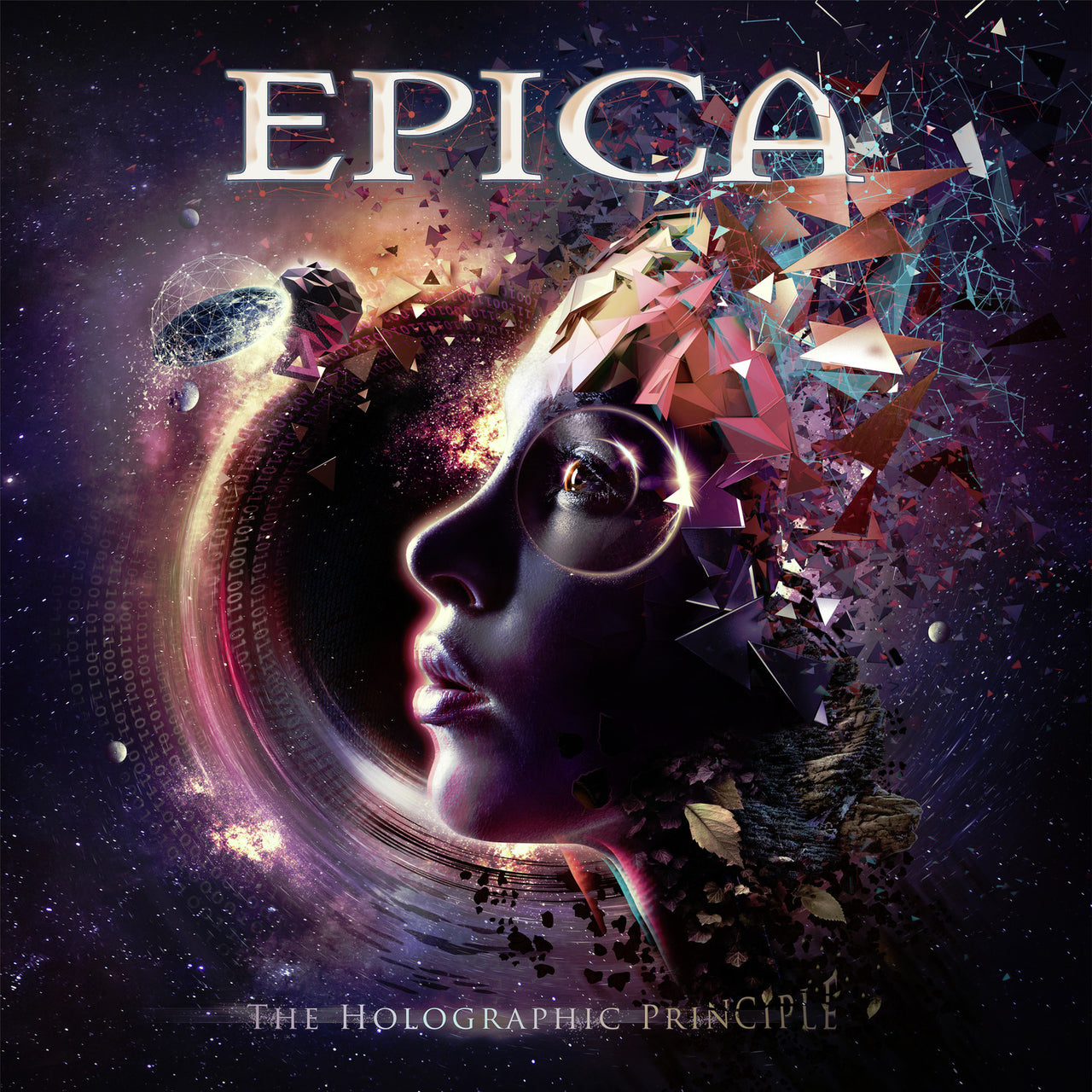 Epica : The Holographic Principle  CD