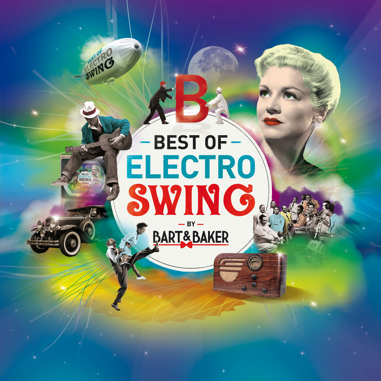 (Artistes variés) : The Best Of Electro Swing  CD