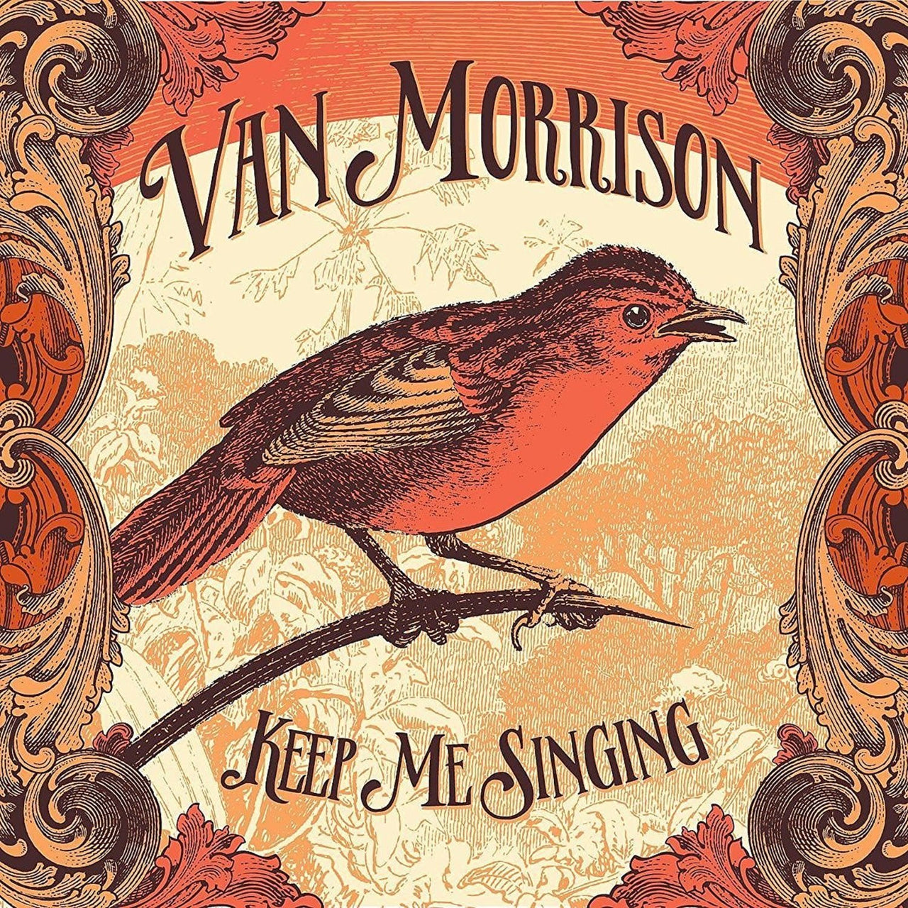 Morrison, Van : Keep Me Singing  CD