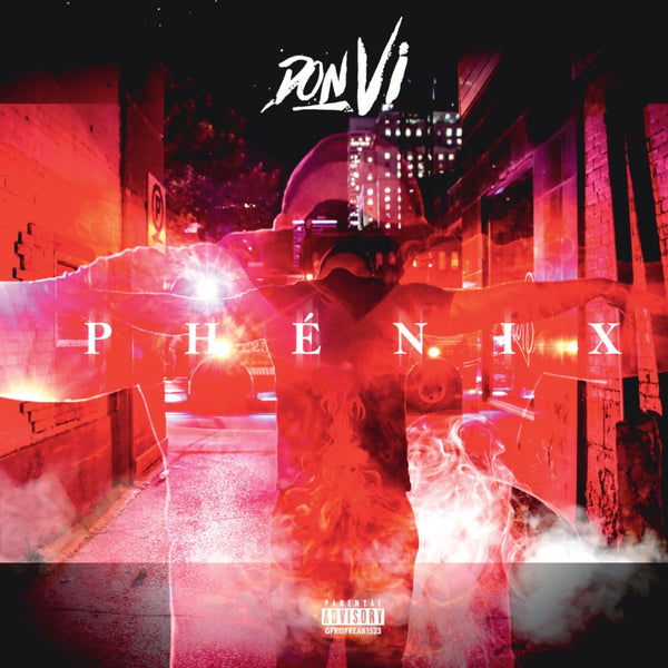 Don Vi : Phénix  CD