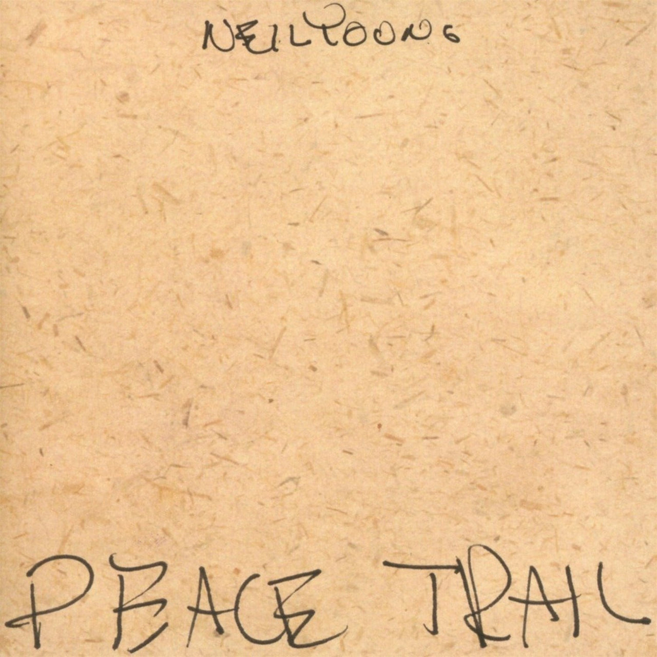 Young, Neil : Peace Trail  LP