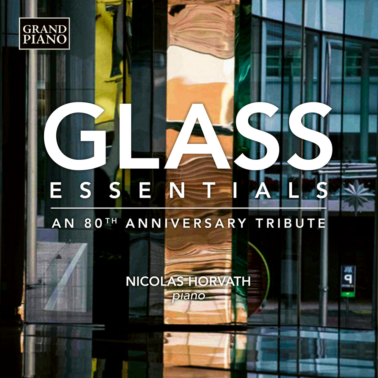 Glass, Philip : Glass Essentials  LP