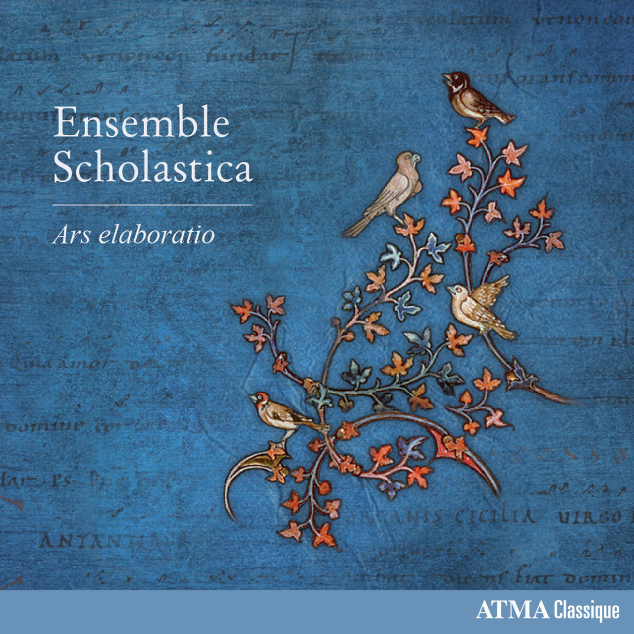 Ensemble Scholastica : Ars Elaboratio  CD