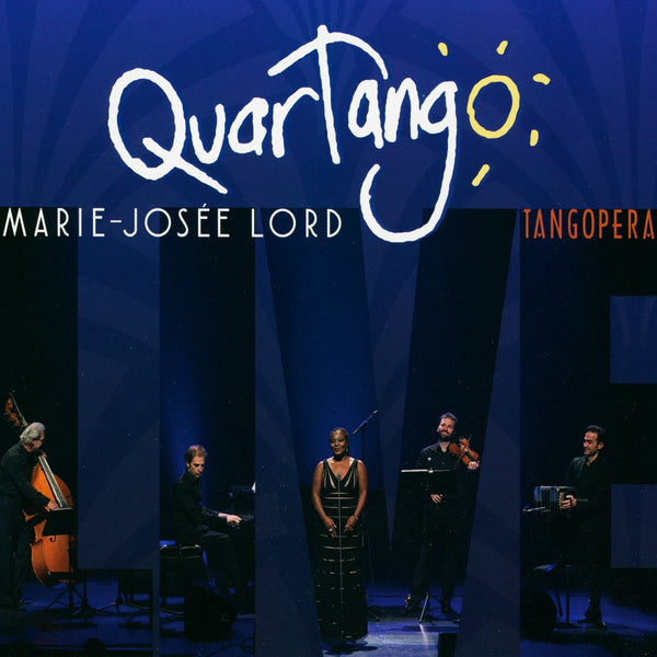 Quartango : Tangopera  CD