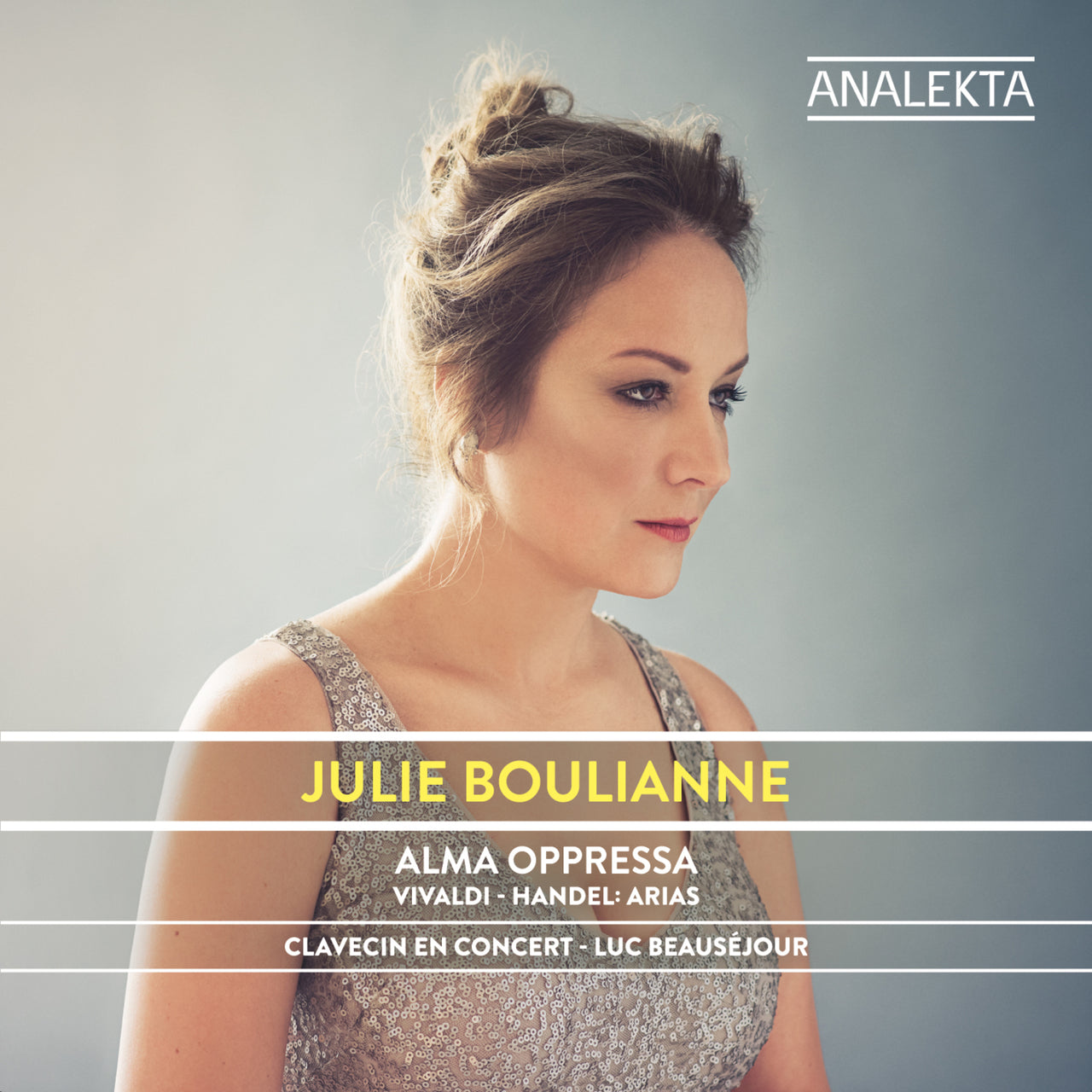 Boulianne, Julie : Alma Oppressa  CD