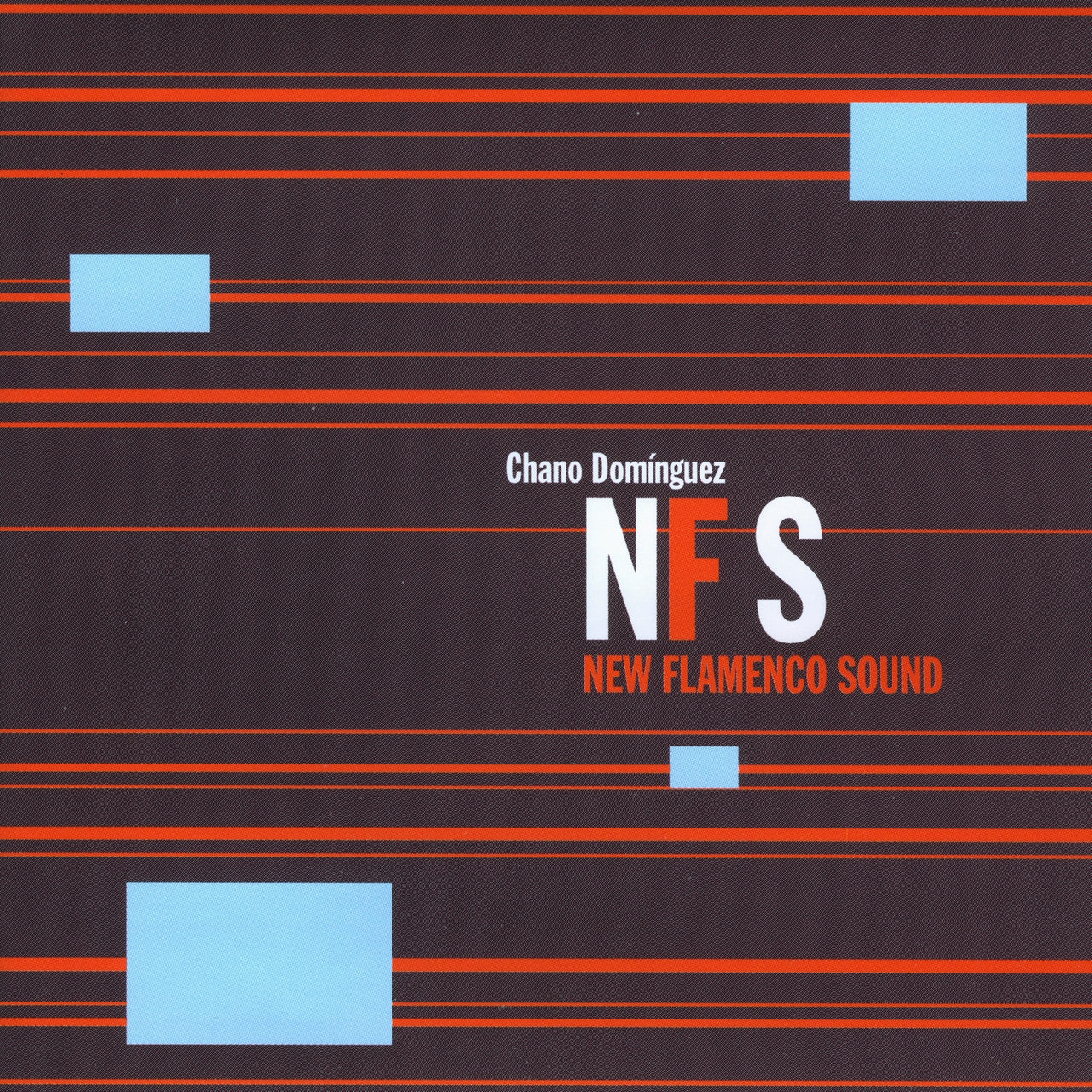 Dominguez, Chano : New Flamenco Sound  CD