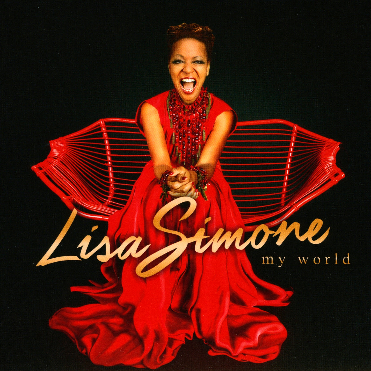 Simone, Lisa : My World  CD