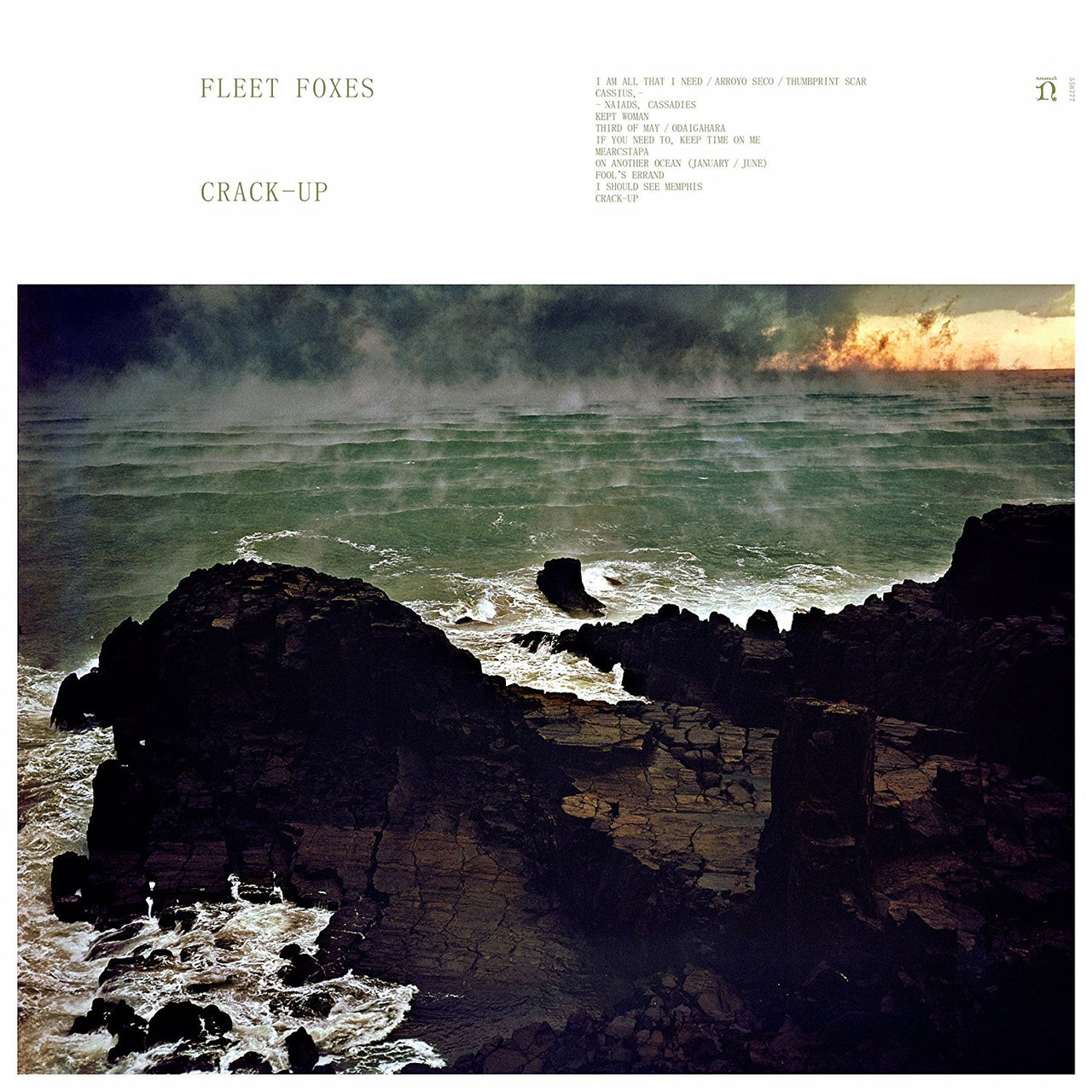 Fleet Foxes : Crack-Up  CD