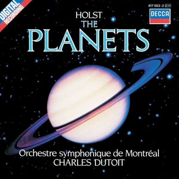 Holst, Gustav : The Planets  LP