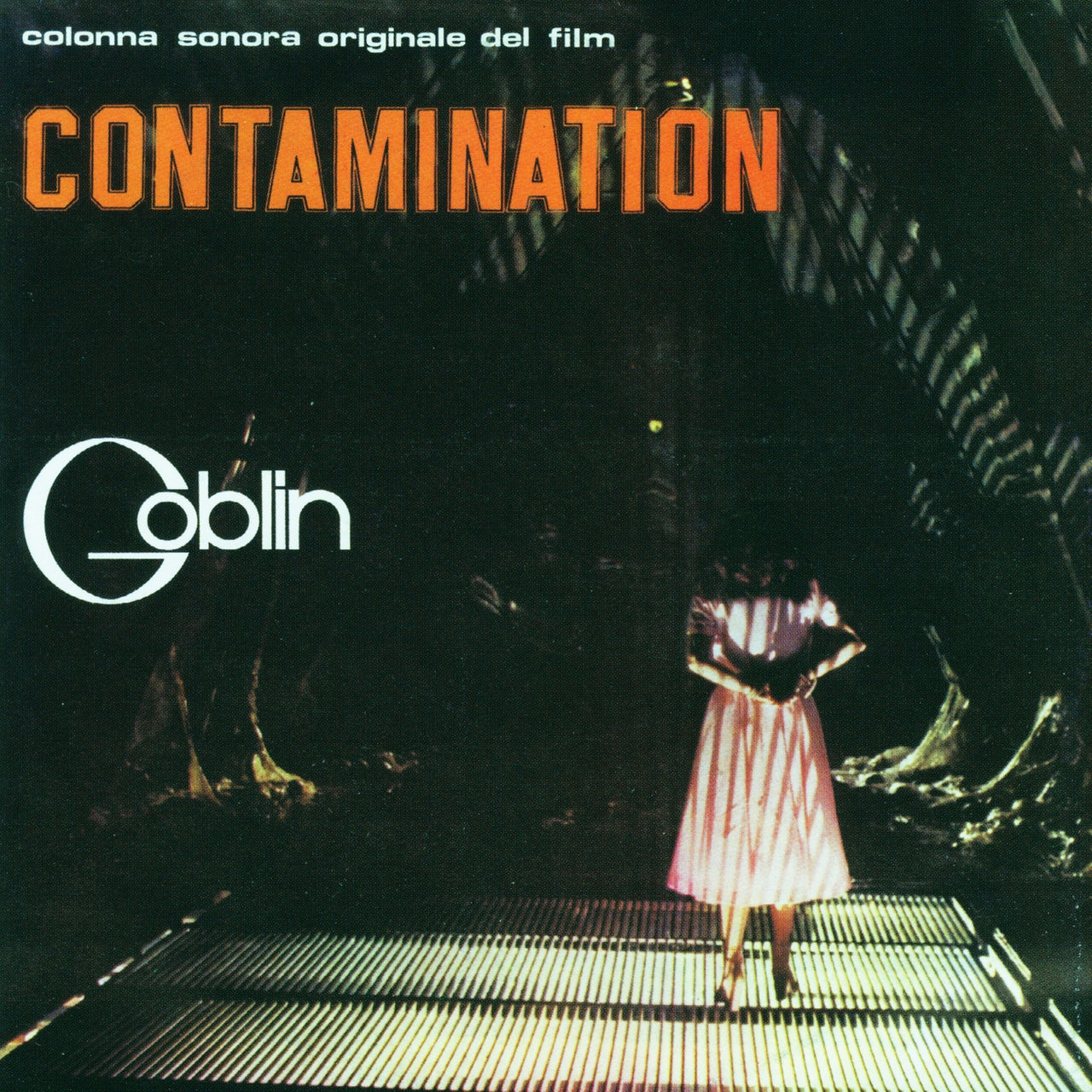 Goblin : Contamination  CD
