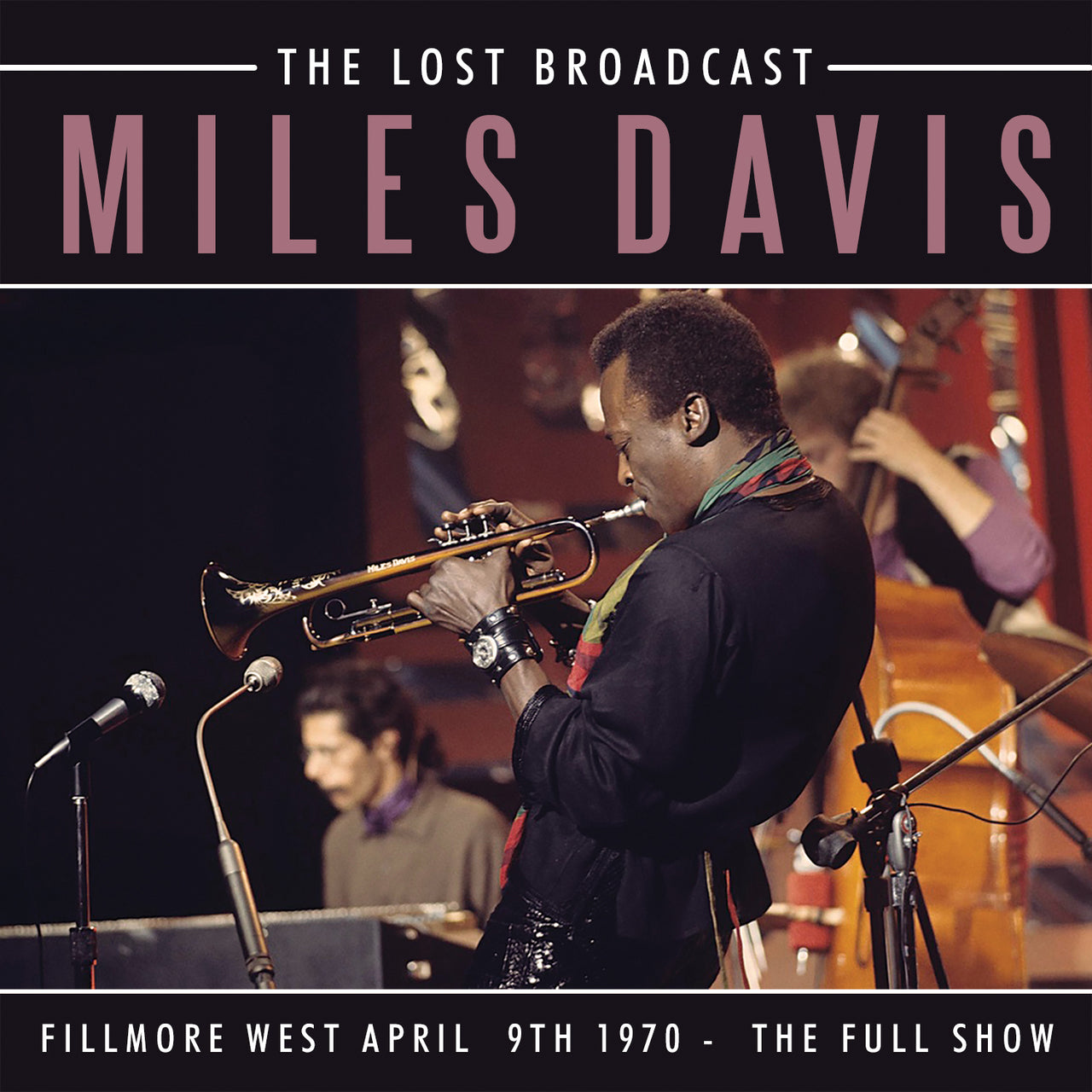 Davis, Miles : The Lost Broadcast  CD