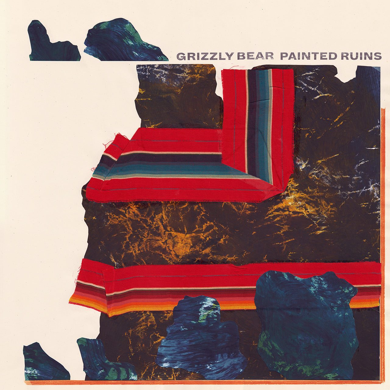 Grizzly Bear : Painted Ruins  LP