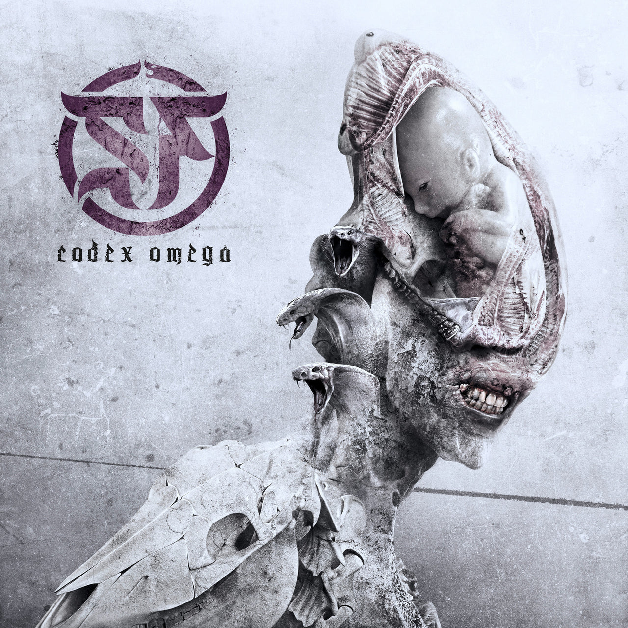 Septicflesh : Codex Omega  CD