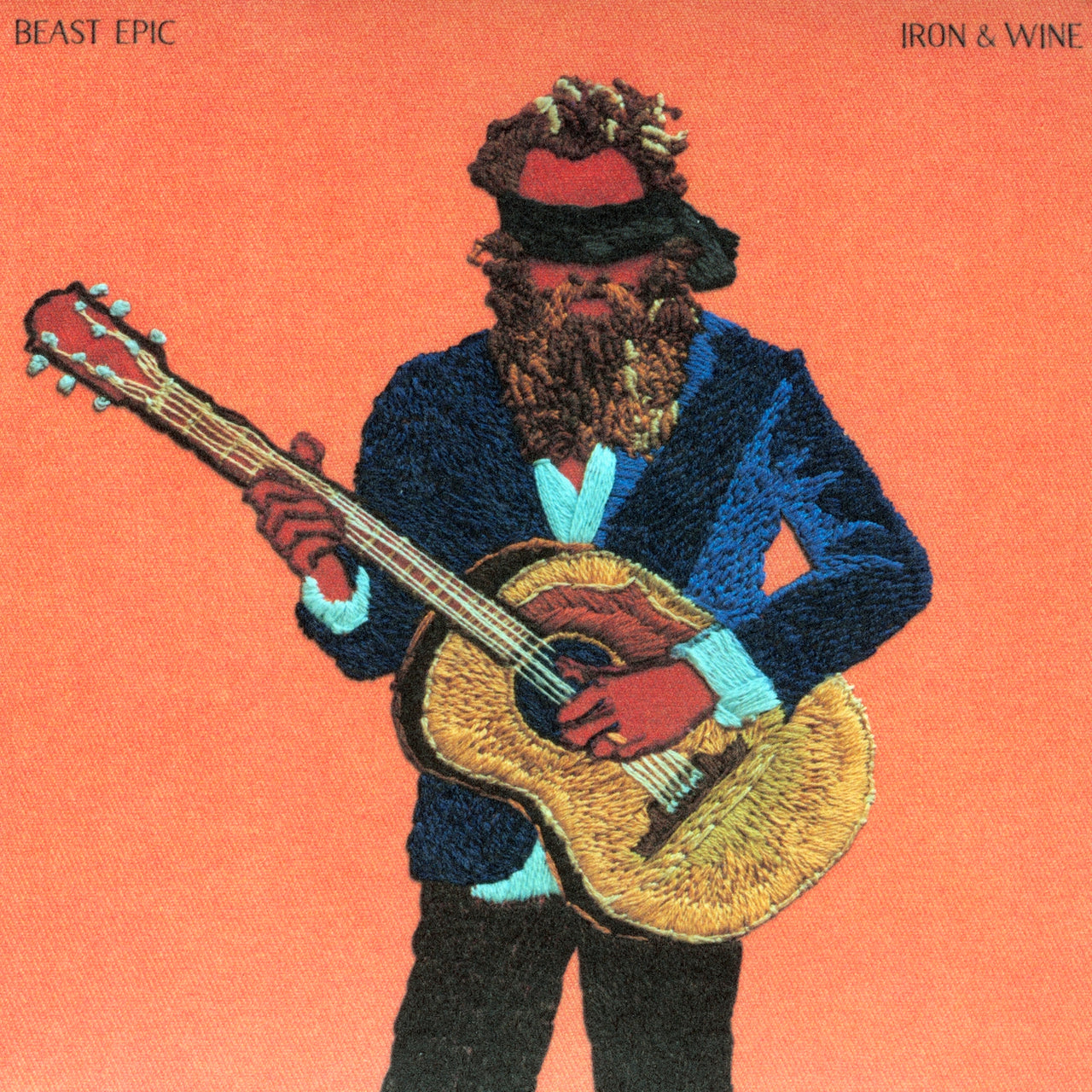 Iron & Wine : Beast Epic  CD