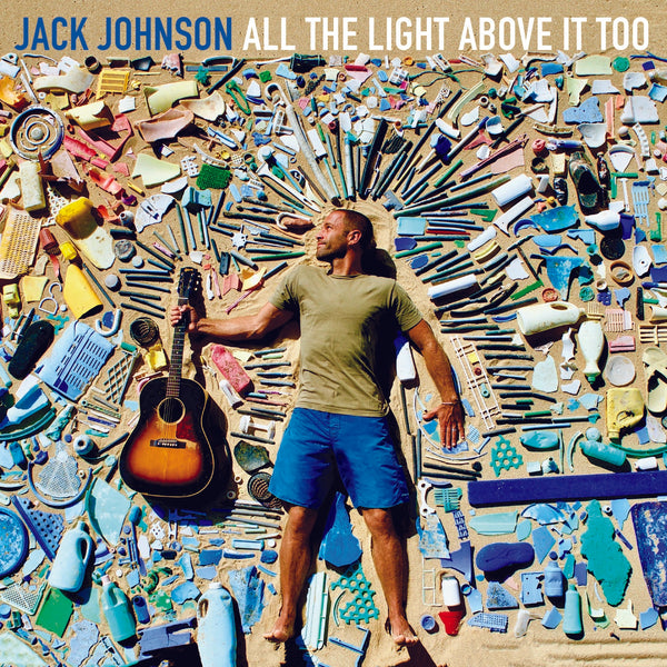 Johnson, Jack : All The Lights Above It Too  CD