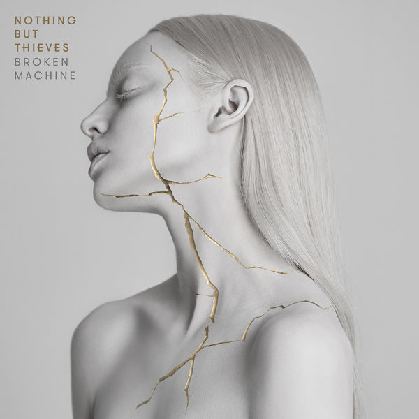 Nothing But Thieves : Broken Machine  CD