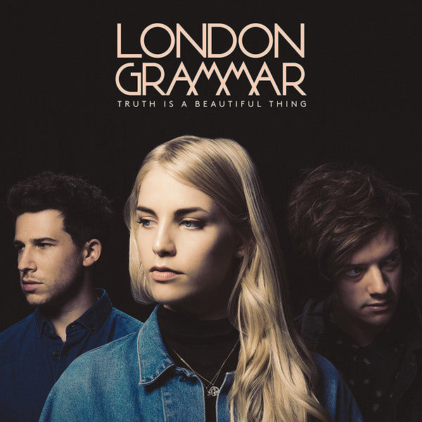 London Grammar : Truth Is A Beautiful Thing  CD