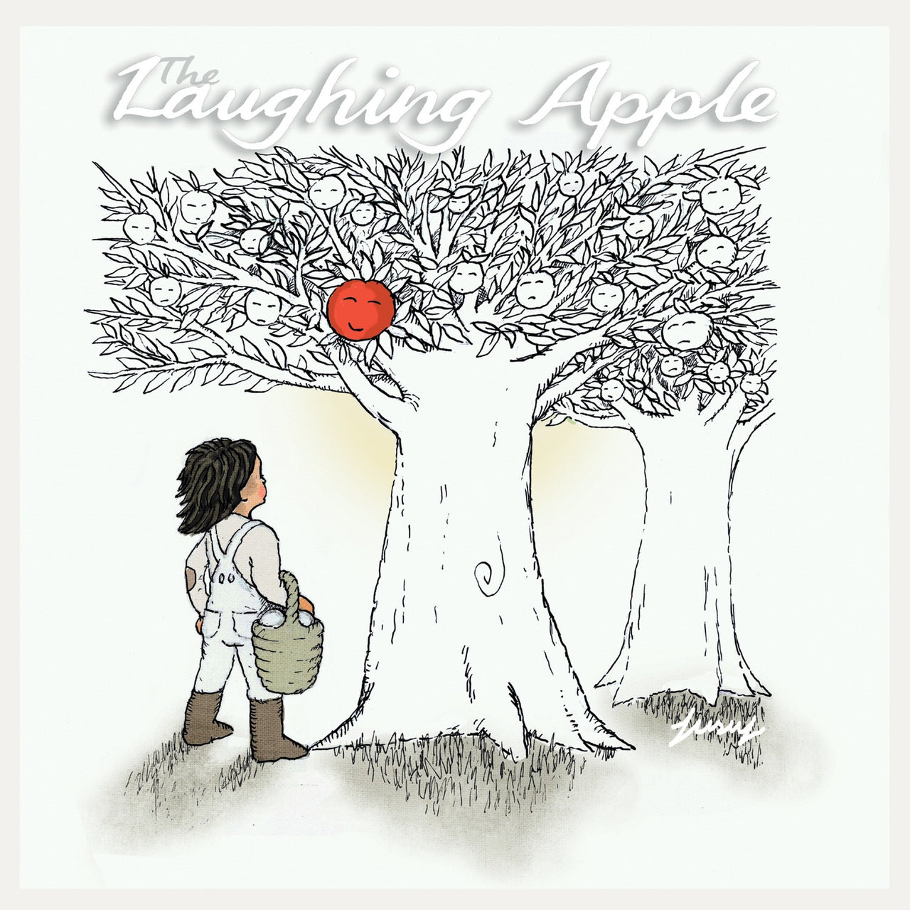 Yusuf : The Laughing Apple  LP