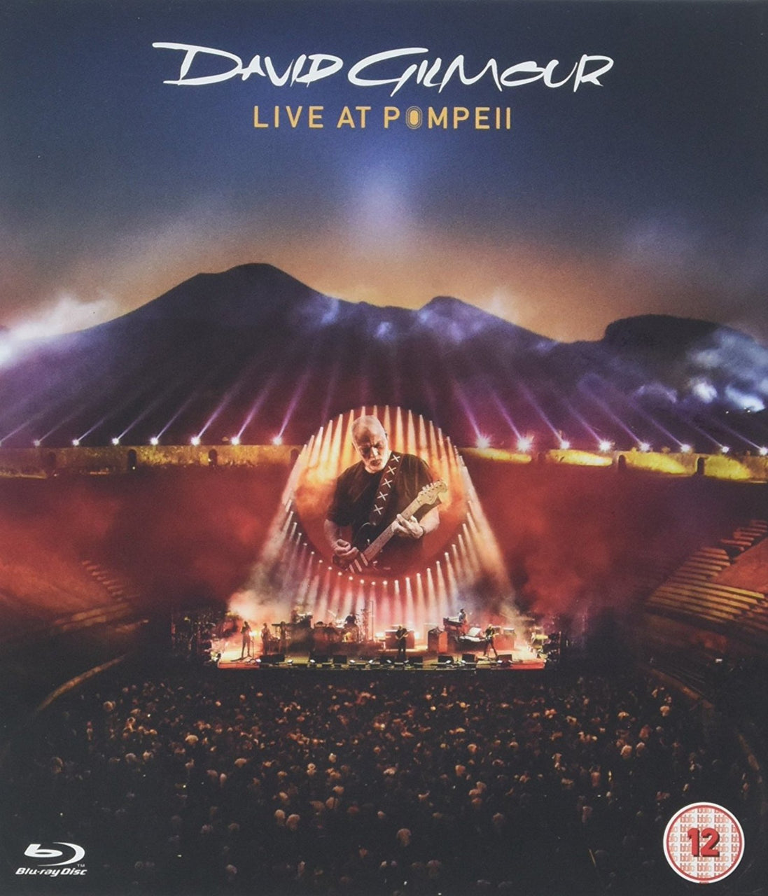 Gilmour, David : Live At Pompeii  BluRay - CD