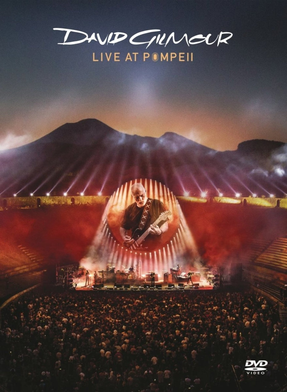 Gilmour, David : Live At Pompeii  DVD
