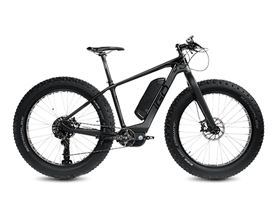 iGo Electric HP Carbon Fatbike PREORDER