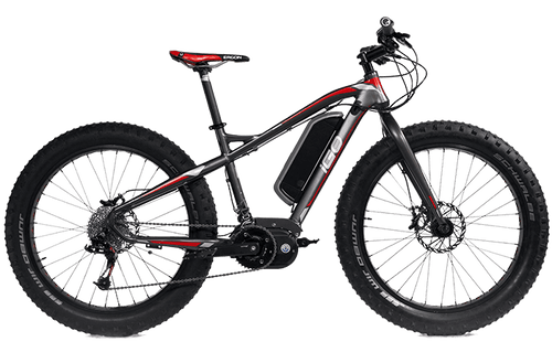 iGo Electric HP Fatbike Alum $4,495.00  Pre order deposit of