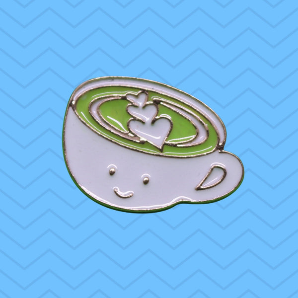 Pin's The Matcha