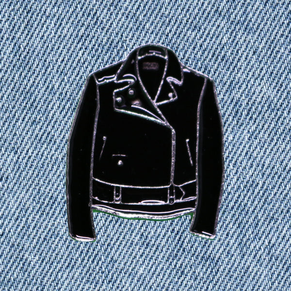 Pin's Veste Rock'n'roll