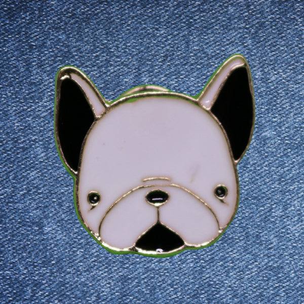 Pin's Bulldog