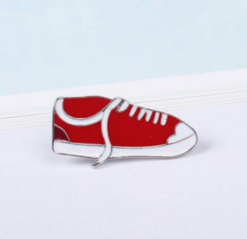 Pin's Chaussure rouge