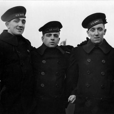 History Of The Navy Peacoat