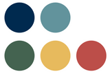 Common Ilke colour pallet