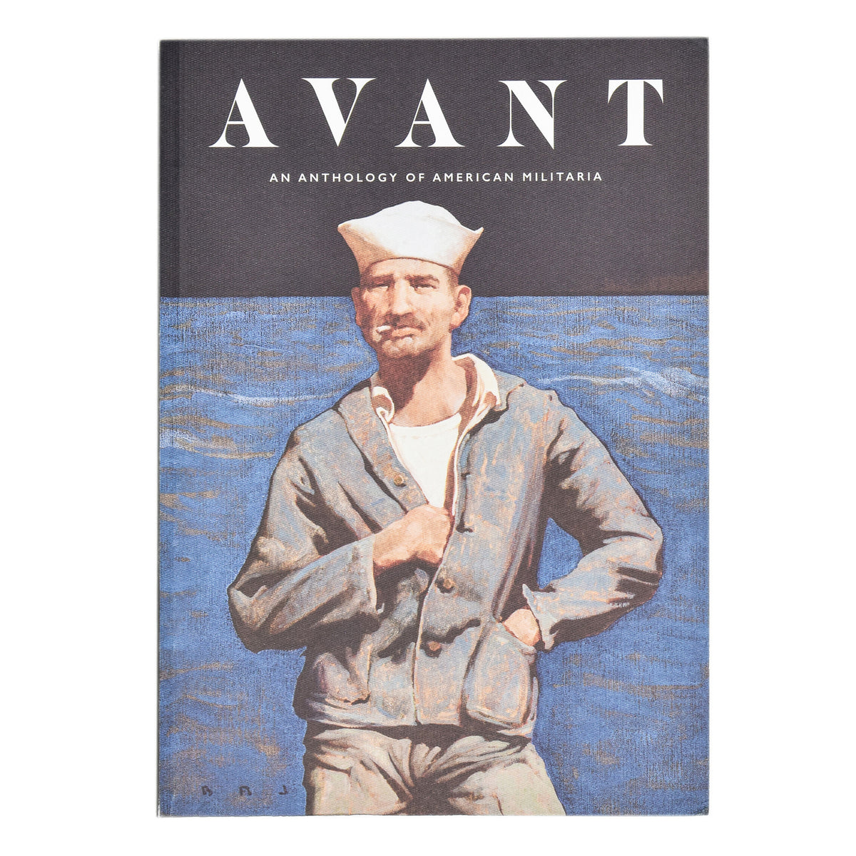 Avant Magazine Volume 2 Anthology Of American Militaria FRONT COVER
